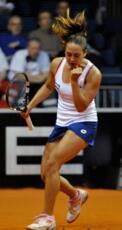ITF di Grado: Gioia Barbieri rimonta ed elimina la