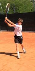 Torneo Giovanile JHS di Rimini: Pellegrini e Simoncini sono in semifinale.