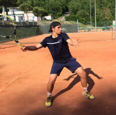 Torneo 4a cat. di Novafeltria: Thomas Forcellini vince il titolo.