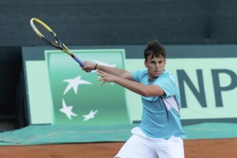 ITF Junior di Kelibia: De Rossi, esordio col botto.