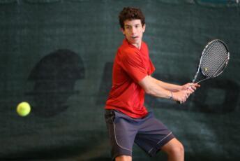 ITF Junior di Corfù: Bertuccioli al turno decisivo di qualy.