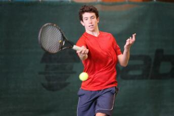 ITF Junior di Corfù: Bertuccioli vola in main draw.