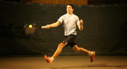 ITF Junior di Corfù: super Bertuccioli, elimina anche Potemkin (n.5).