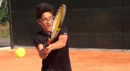 Torneo u/14 di Misano: Ghiotti supera il turno e sfida il n.1.