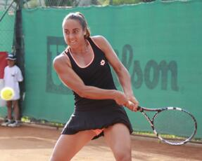 WTA di Bastad: Barbieri sconfitta al turno decisivo.