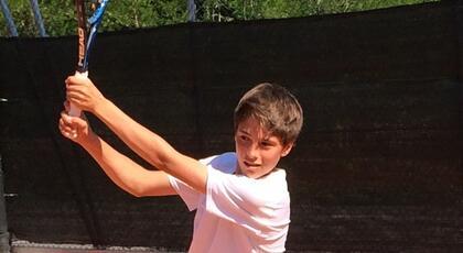 Torneo 4a cat. Pietracuta: Thomas Pellegrini eliminato.