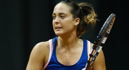 WTA di Nanchang: Barbieri sciupa un matchpoint e cede 7-5 al terzo.