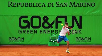 San Marino GO&FUN Open: eliminati Bertuccioli e Grossi.