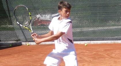 Junior Slovenia Open: Sforza centra gli ottavi.