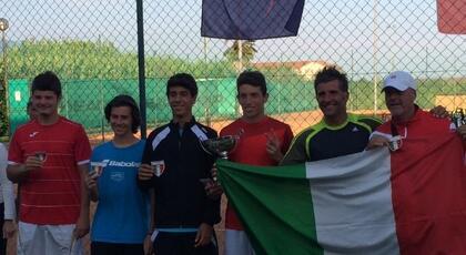 Finali Nazionali under 16: San Marino campione d'Italia!