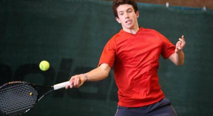 Luxembourg Junior Open: Bertuccioli rimonta e vola agli ottavi.