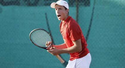 Luxembourg Junior Open: Bertuccioli
