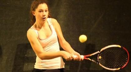 ITF Junior di Liverpool: Viviani lotta ma deve inchinarsi alla Timotin.