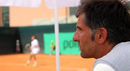 Coach Galimberti: