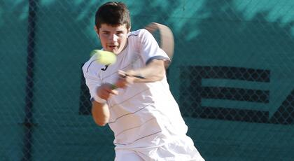 ITF Junior di Otocec ob Krki: Stramigioli rimonta e vola agli ottavi.