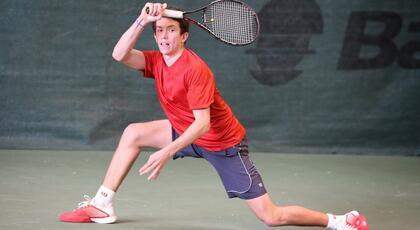 ITF Junior di Otocec ob Krki: Bertuccioli ko nei quarti. Ora il doppio.