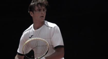 ITF Junior di Tunisi: De Rossi si inchina al francese Larriere (n.5).