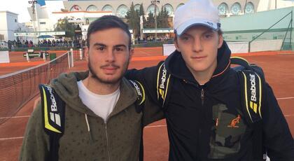ITF Junior di Tunisi (doppio): Marco De Rossi fa suo il titolo!