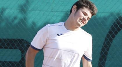 ITF Junior di Trnava: Stramigioli e Dell'Ospedale ko.