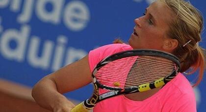 ITF di Solarino: Kovalets out all'esordio.