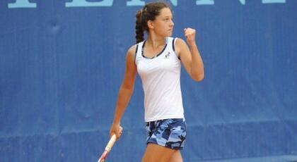 ITF Junior di Cap d'Ail: doppio colpo per la Viviani, suo il main draw.
