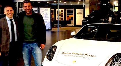 Porsche Gabellini è il nuovo sponsor dell'Academy.