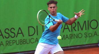 ITF Junior di Prato: De Rossi cede a Bedolo.