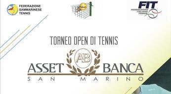 ASSET BANCA Open 2015, dal 13 giugno a Fonte dell'Ovo.