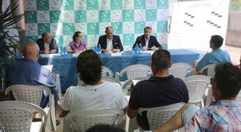 Coppa Davis 2015: si è tenuta la conferenza stampa di presentazione.