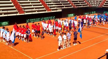L'ITF chiama la Federtennis sammarinese.