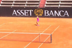 ASSET BANCA Junior Open: eliminati Barbieri e Grassi.