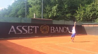 ASSET BANCA Junior Open: Bertuccioli ad un passo dal titolo.