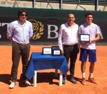 ASSET BANCA Junior Open: trionfa Federico Bertuccioli.