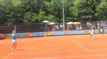 GSSE 2017: Agarici-Barbieri centrano il bronzo nel doppio femminile.