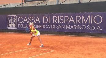 San Marino Junior Open: Tsygourova-Tcherkes Zade, sfida per il titolo.