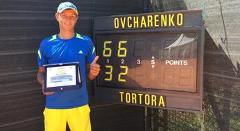San Marino Junior Open: titoli a Ovcharenko e Tcherkes Zade.