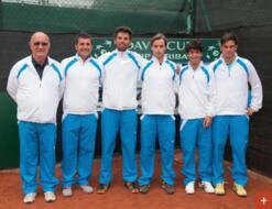 San Marino impegnato in Ungheria per la Coppa Davis