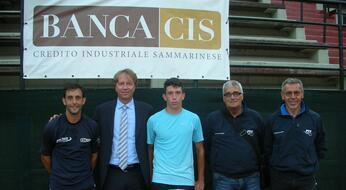 BANCA CIS OPEN: il titolo va ad Alessandro Rondinelli.