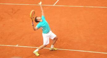 ITF Junior di Megrine: parte bene Marco De Rossi.