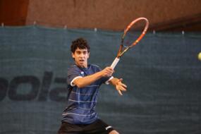 TE under 16 di Mestre: Pietro Grassi esce nei quarti.