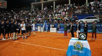 Tutte le emozioni del San Marino GO&FUN Open in diretta.