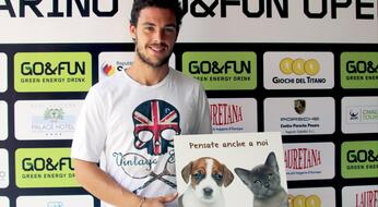 San Marino GO&FUN Open per il sociale: Tennis For Pets.