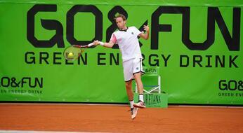 San Marino GO&FUN Open: Volandri supera Arnaboldi e va agli ottavi.