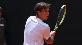 ITF Futures di Pula: De Rossi si ferma ad un passo dal MD.