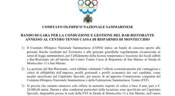 BANDO DI CONCORSO - CONS/FST