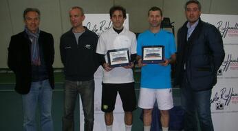 Ruffinelli Indoor Open: titolo a Stefano Galvani.