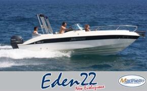 Marinello Eden 22 open