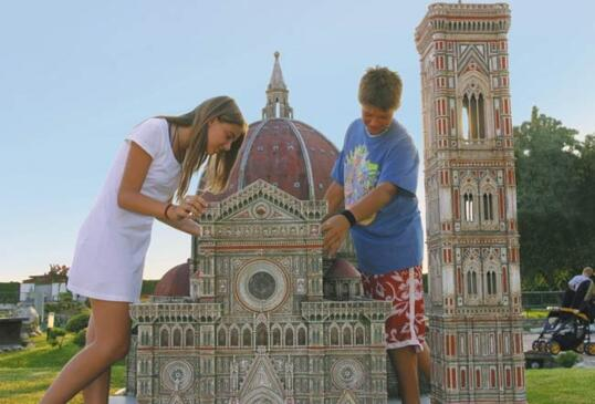 Offerta Hotel + Italia in Miniatura