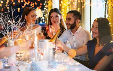 Offerta di Capodanno 2018 a Rimini con brunch e mezza pensione