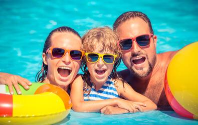 Vacanze in hotel sulla spiaggia a Rimini per settimana di fine agosto